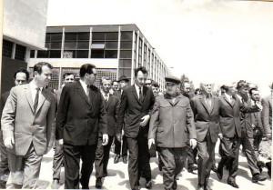 Ceausescu_visiting_Buzau_steel_wire_plant