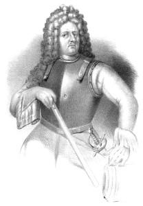 Otto Wilhelm von Königsmark.Tractat com un heroi, mai es va penedir del que va fer, al revés. Va morir de malaltia al setge de Negroponte, poc després de ser evacuada Atenes.