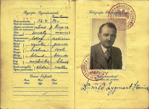 Zygmunt_Sloninski_passport_-_1939