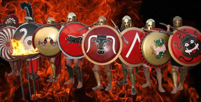 Hoplites espartants