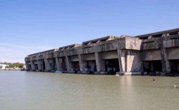 Base de submarins de BETASOM