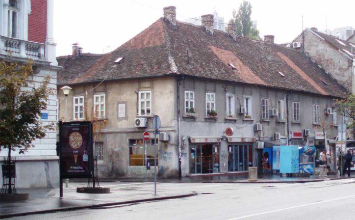 Casa Dimitrije Davidovic pare de la Constitució Sèrbia