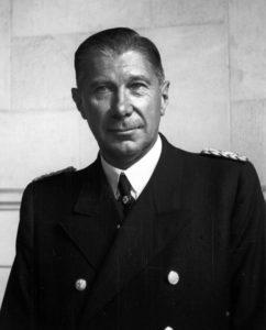 Eberhard Von Stohrer, ambaixador alemany a Espanya (1937-1942). Fotografia: © Hermes Pato /EFE