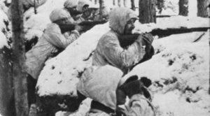 Conflicte o guera d'hivern a Finlància