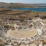 Illa grega de Delos
