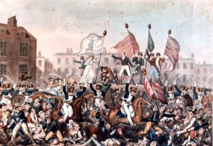 Massacre de Peterloo
