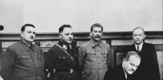 Bates blanques Stalin Andrei Zhdanov