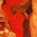 Detall del fresc de la Villa dels Misteris de Pompeia (Campània, Itlàlia). Font. pompeiisites.org