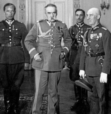 Józef Beck en plena negociació amb els nazis a inicis de 1939