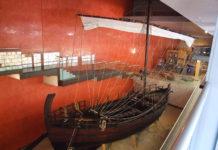 El Kyrenia II al museu del mar de Agia Napa (Xipre). Font: Wikimedia (creative commons)